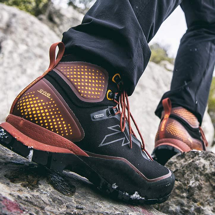 Outdoor-Schuh nach Maß