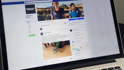 Facebook Sporthaus Kohlen